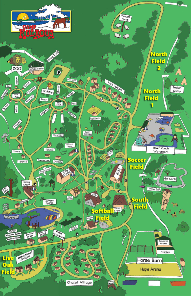Download Campground Map